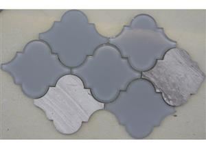 Lanterm Glass Mosaic China Manufacture YB-665