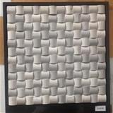 High Quality Grey Wooden Mosaic exporter China Grey Wooden Mosaic A181BN