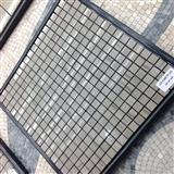 Athens Gray Honed 2x2 Marble Tile