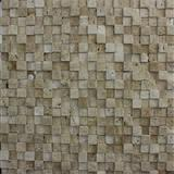 China Travertine Mosaic Supplier NVSB1010