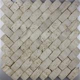 China Travertine Mosaic Supplier China NVSA348
