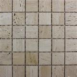 China Travertine Mosaic Supplier China NVSA104