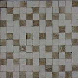 Travertine Mosaic Manufacture China NVL3030