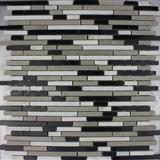 High Quality Cinderella Marble Mosaic Manufacture china NVL3036